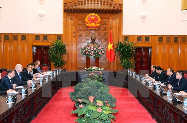 PM: Vietnam wants to sign FTA with EU soon hinh anh 1