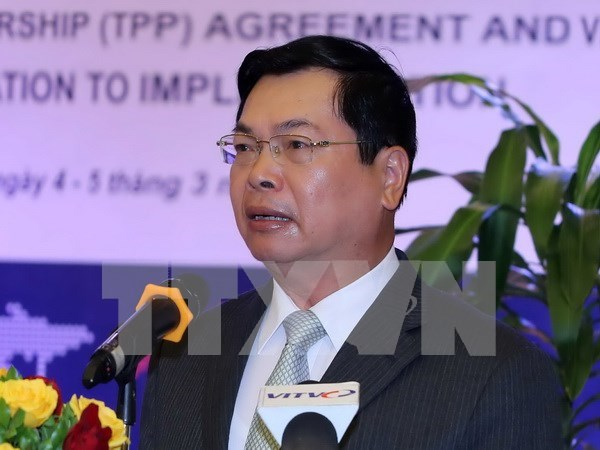 Party Secretariat disciplines former industry-trade minister hinh anh 1