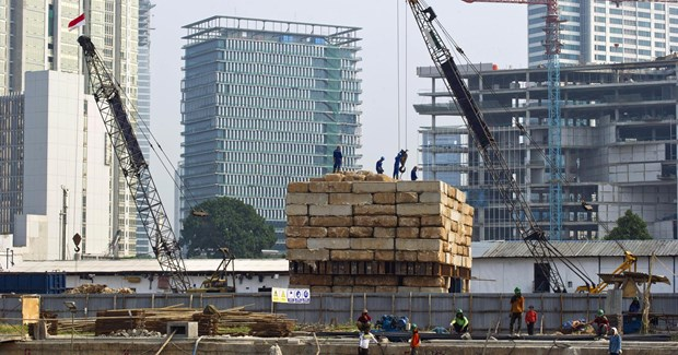 Indonesia aims for 6 percent growth in 2018 hinh anh 1