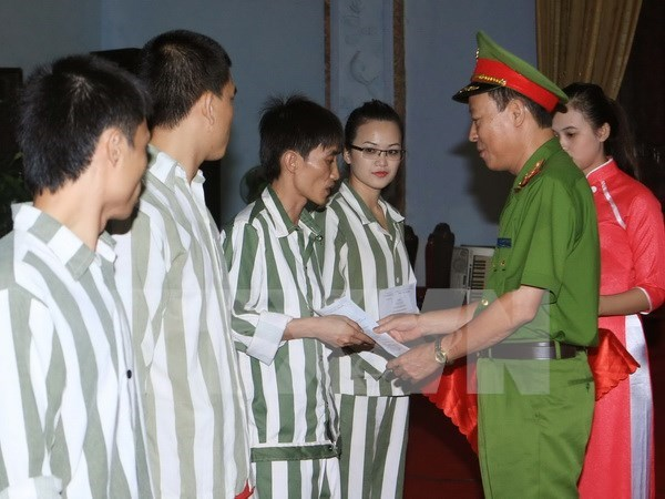 Supreme People's Court works on special amnesty hinh anh 1