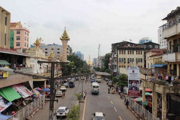 Myanmar plans to expand Yangon city hinh anh 1