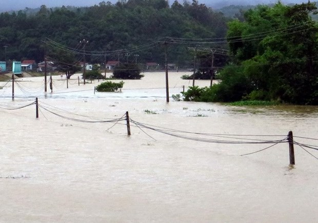 Flooding takes 15 lives in central, Central Highlands hinh anh 1