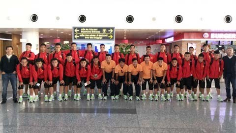 U22 to face China in first match of friendly tourney hinh anh 1