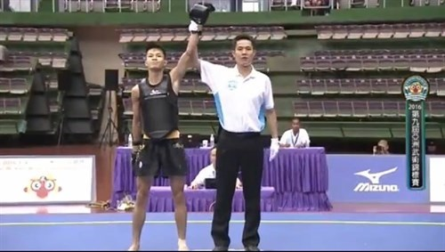 Vietnam takes medals at wushu world cup hinh anh 1