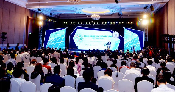 Hanoi forum promotes creativeness for sustainable development hinh anh 1