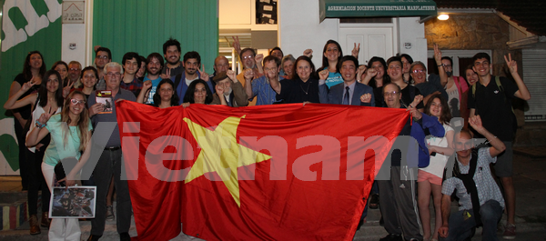 Vietnam on show in Argentina hinh anh 1
