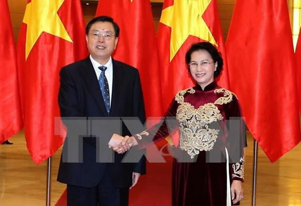 Vietnam, China stress common aims hinh anh 1