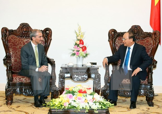 PM suggests Vietnam, Portugal raise trade to 500 million USD hinh anh 1