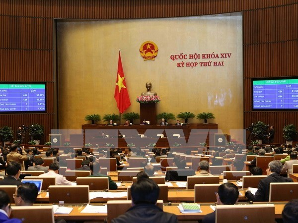 NA plans nearly 90 billion USD for five-year public investment hinh anh 1
