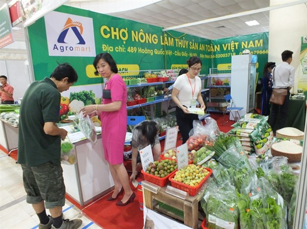 Int'l Agriculture Trade Fair 2016 kicks off in Hanoi hinh anh 1