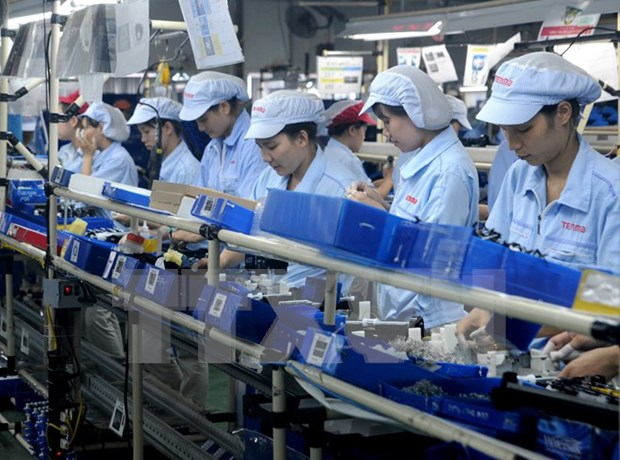 Bac Ninh Industrial Park attracts 455 million USD in FDI hinh anh 1