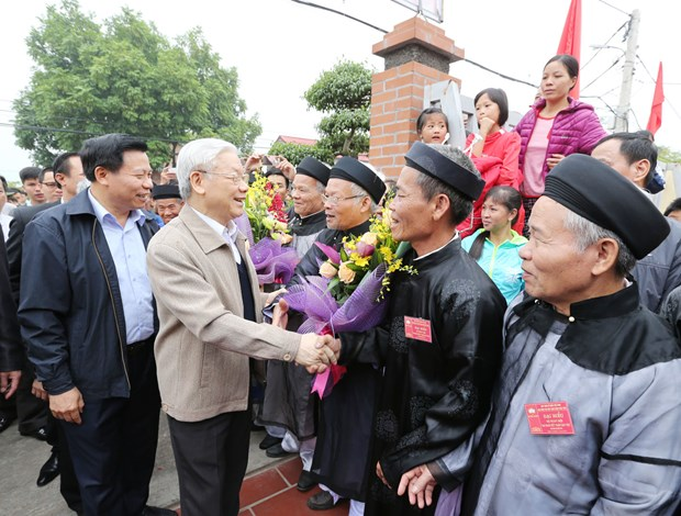 Great national unity celebrated in Bac Ninh province hinh anh 1