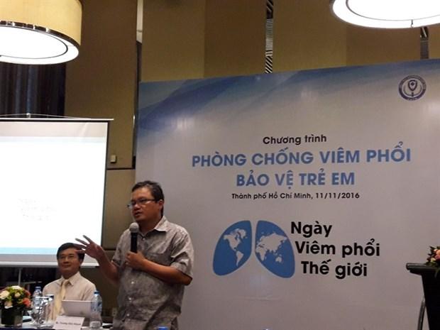 Vietnam faces pneumonia threat hinh anh 1