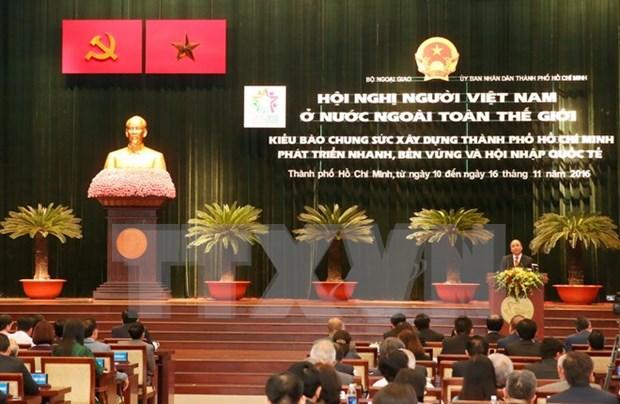 Vietnam's development resources lay around the globe: PM says hinh anh 1