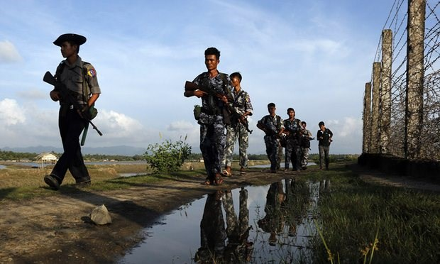 Attackers killed in continued clashes in Myanmar hinh anh 1