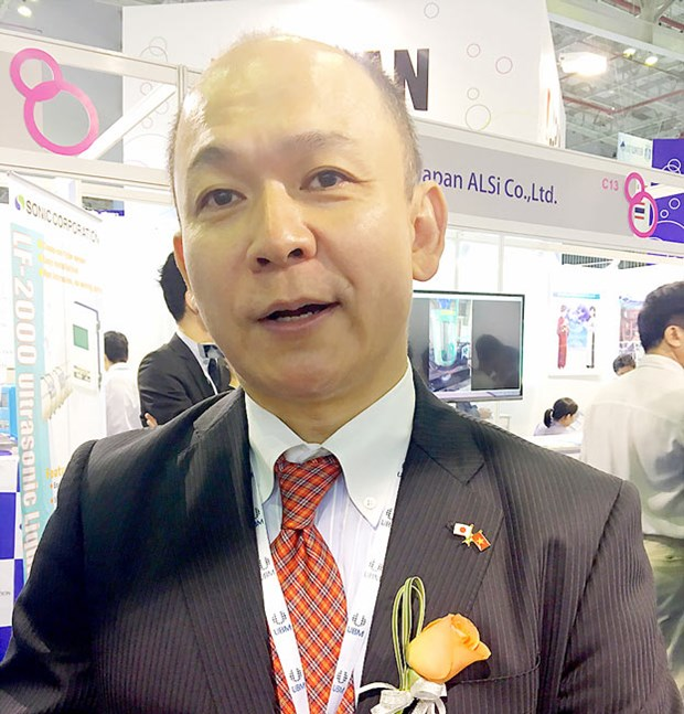 JETRO: Japanese firms keen on environmental projects hinh anh 1