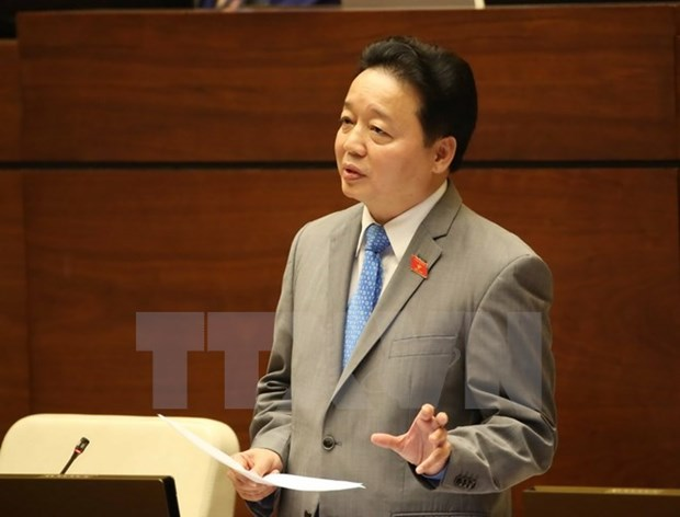 Environment minister grilled over environmental protection hinh anh 1