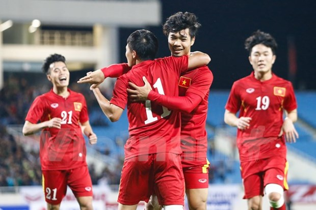 Vietnam squad for AFF Cup in Myanmar selected hinh anh 1