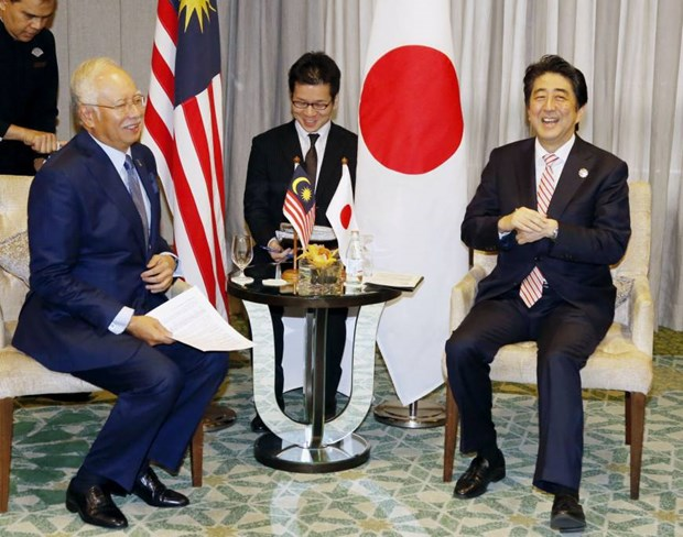 Malaysian Prime Minister visits Japan hinh anh 1