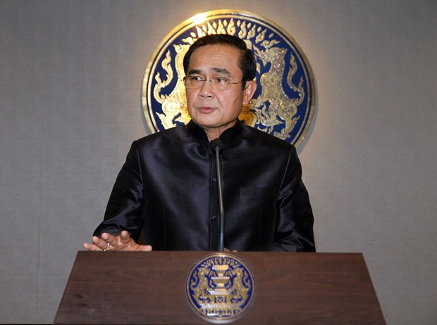 Thai PM expects warm ties with Trump administration hinh anh 1