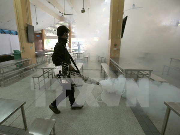 Thailand detects 33 new Zika cases hinh anh 1