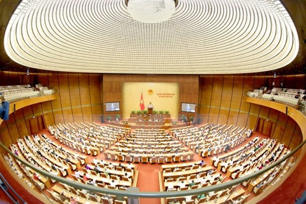 More ministers appear in hearings at National Assembly hinh anh 1