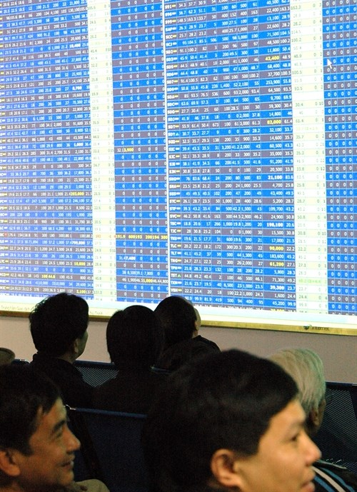 Vietnam shares climb for second day hinh anh 1