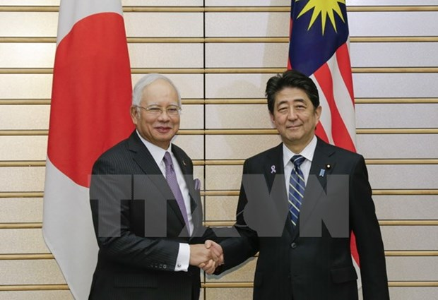 Japan, Malaysia affirm stance on East Sea issue hinh anh 1