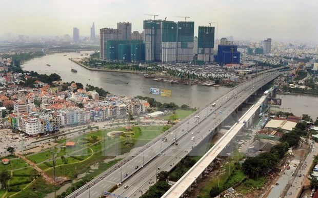 HCM City: Nearly 225 mln USD for metro underground section hinh anh 1
