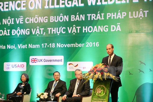 Third International Wildlife Trade Conference opens in Hanoi hinh anh 1