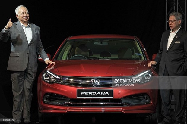 Malaysia: Manufacturer Proton seeks foreign partner hinh anh 1