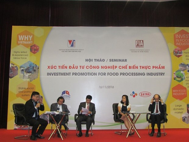 Vietnam's food processors court global investors hinh anh 1