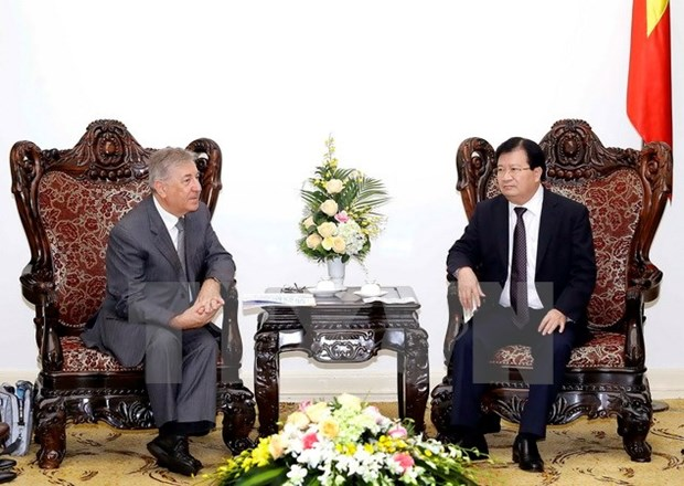 Vietnam wishes for more EU support in environment protection hinh anh 1