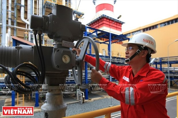 PetroVietnam proposes adding power plants to national grid hinh anh 1