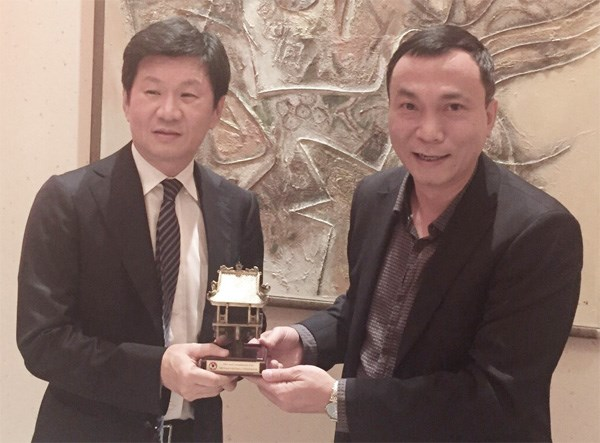 KFA pledges to support Vietnam U20 at U20 World Cup hinh anh 1