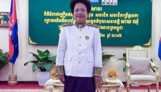 Cambodia: Opposition senator sentenced to jail hinh anh 1