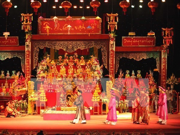 Mother Goddess worship performed in Malaysia hinh anh 1