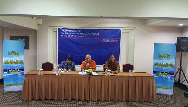 Indonesia hosts workshop on the East Sea hinh anh 1