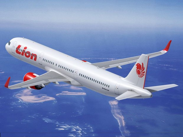 Lion Air joint venture planned in Vietnam hinh anh 1
