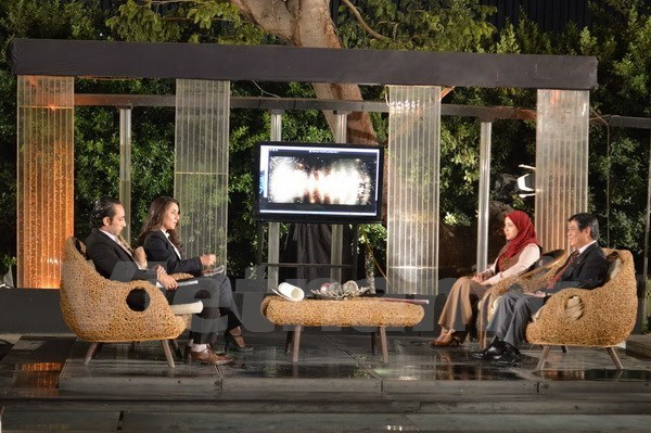 Egyptian TV channel live broadcasts Vietnam's culture hinh anh 1