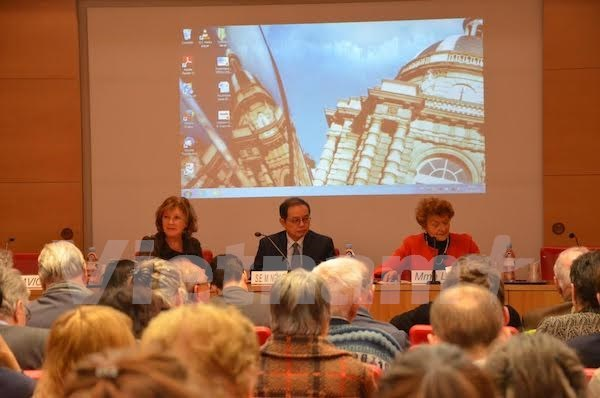 Seminar seeks ways to enhance Vietnam-France ties hinh anh 1
