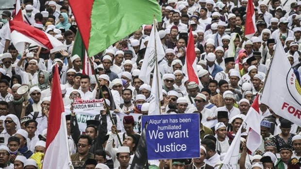 Indonesia warns against further demonstrations hinh anh 1