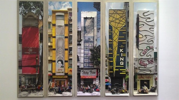 New book fetes contemporary Vietnamese art hinh anh 1