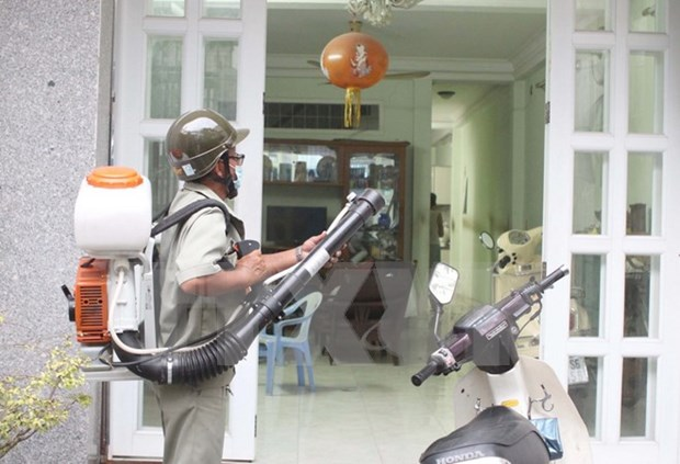 HCM City develops Zika infection treatment process hinh anh 1