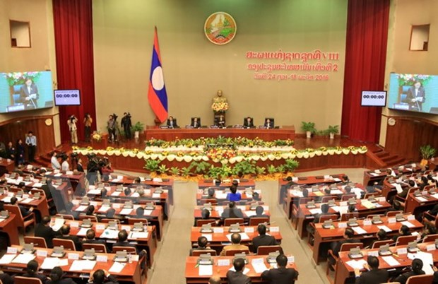 Laos aims for 7.2 percent economic growth by 2020 hinh anh 1