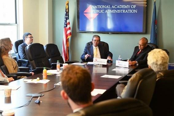Ambassador highlights Vietnam-US ties throughout history hinh anh 1
