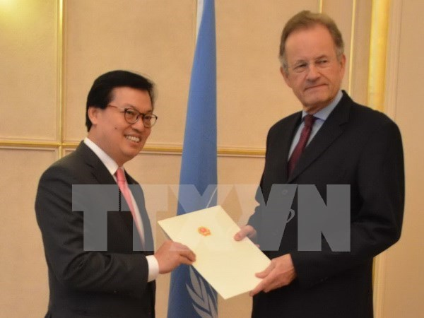 Ambassador highlights Vietnam's international integration policy hinh anh 1