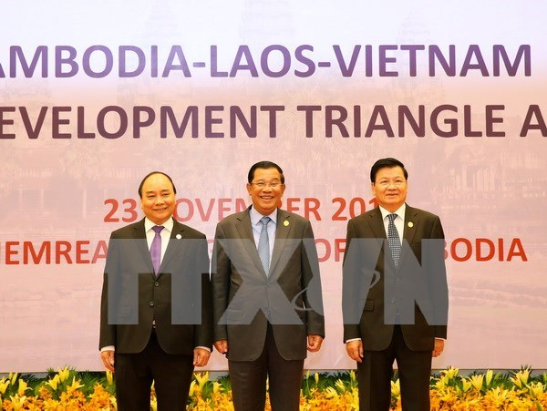 CLV-9 seeks stronger connectivity in development triangle area hinh anh 1
