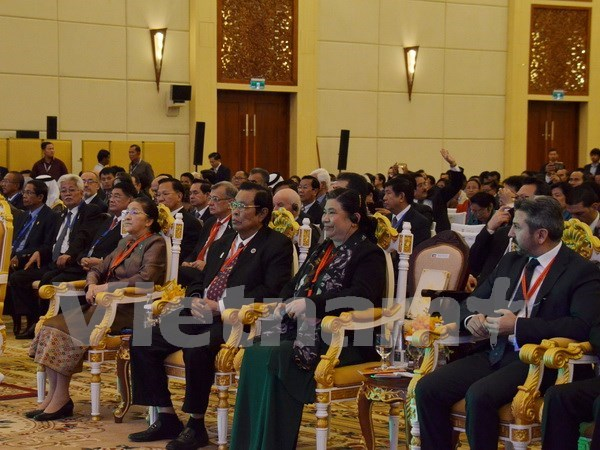 Vietnam attends ninth APA Plenary in Cambodia hinh anh 1