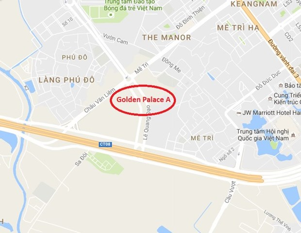 Hanoi okays major Mai Linh building project hinh anh 1